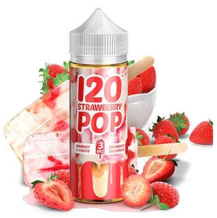 V'Nilla Strawberry Milk e juice