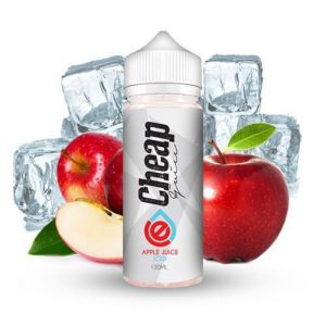 CHEAP E JUICE APPLE JUICE ICED